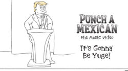Punch a Mexican