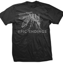 Epic Endings Tee: Men's Mosquito