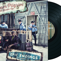 Epic Endings Vinyl Record
