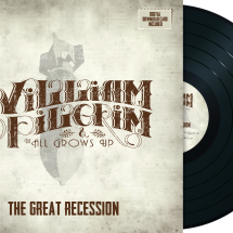 The Great Recession Vinyl